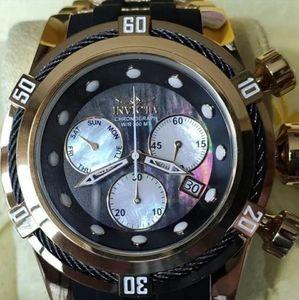 $1999 Invicta Bolt Zeus Chronograph MOP Watch